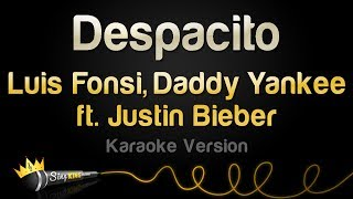 Download Video Luis Fonsi, Daddy Yankee ft. Justin Bieber - Despacito (Karaoke Version) MP3 3GP MP4