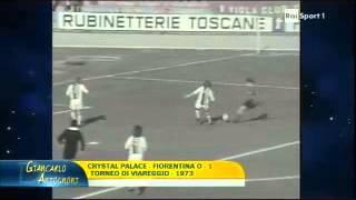Fiorentina - Crystal Palace 1-0 - Torneo di Viareggio 1973 - semifinale