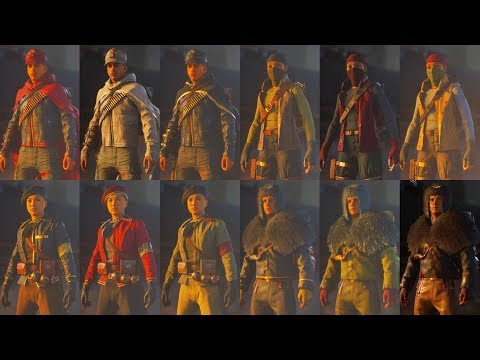 HOW TO UNLOCK ALL 12 SECRET PLAYABLE CHARACTERS IN ZOMBIES! WW2 ZOMBIES THE DARKEST SHORE CHARACTERS