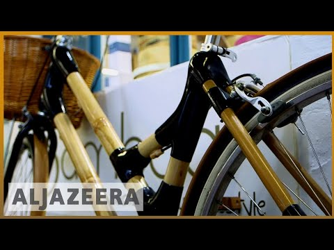 🇭🇰Hong Kong\'s bamboo: Project gives material new purpose   Al Jazeera English