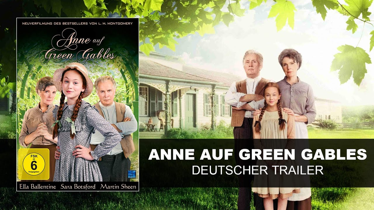 Anne Of Green Gables Deutsch Folge 1
