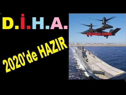 D.İ.H.A Mı ? F-35 Mi ? TCG ANADOLU TESLİMATI NEDEN 1 YIL ÖNE ÇEKİLDİ ?
