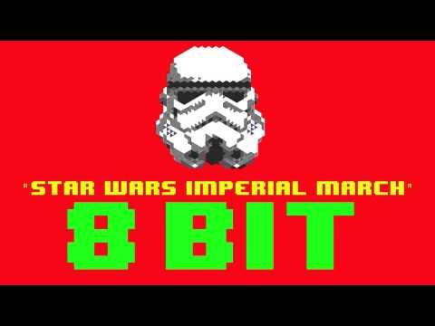 Star Wars Imperial March Theme (8 Bit Remix Cover Version) - 8 Bit Universe