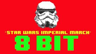Star Wars Imperial March Theme (8 Bit Remix Cover Version) - 8 Bit Universe