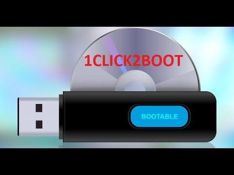 1CLICK2BOOT – Tạo USB boot đa năng