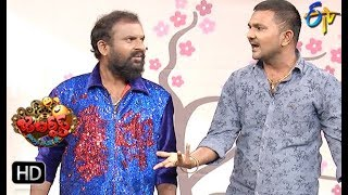 Venky Monkies Performance | Jabardasth | 7th November 2019 | ETV Telugu