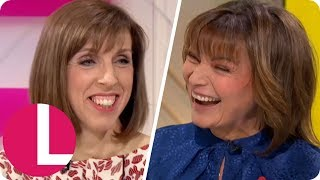 Dr Louise Newson Fact Checks Menopause Myths | Lorraine