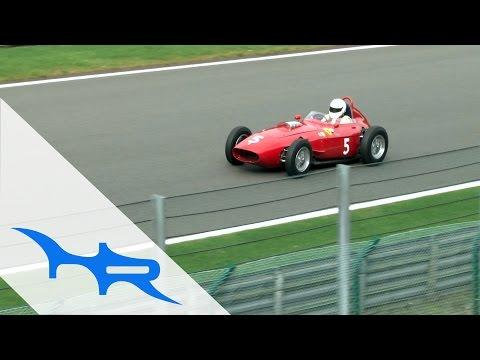 Historic Grand Prix Cars Association Race at Spa-Francorchamps
