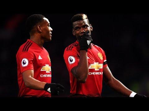 Manchester United vs Everton 2-1 (HD)