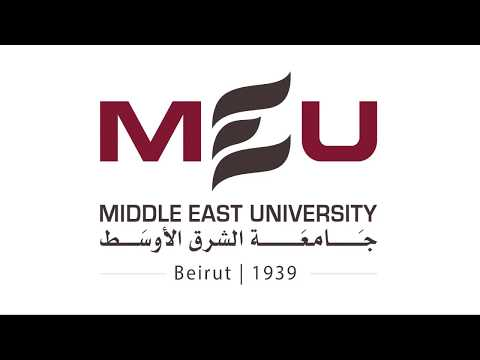 Service Trip to Irbid, Jordan from Middle East University, 2018-- Fundraising video