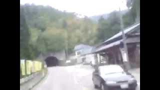 石川 R360(小松市~白山市・鳥越)をバイクで走る