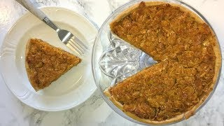 How To Make a Cornflake Tart