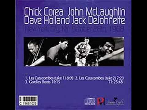 Corea McLaughlin Holland DeJohnette - Gordies Boots mp3