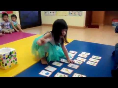 Vocabulary Boost Up Game / Preschool Vocabulary Lesson