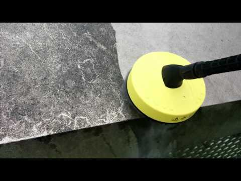Super satisfying high-pressure cleaning