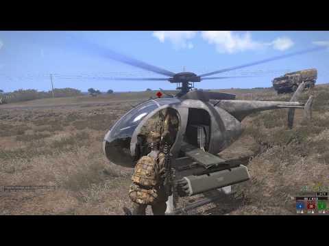 ARMA3 ゆっくり実況 Best Mods Scenario DUWS Gameplay Part 1/2