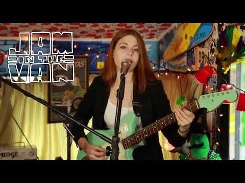 "LARKIN POE - ""Sugar High"" (Live in Atlanta, GA 2014) #JAMINTHEVAN"