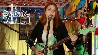 "LARKIN POE - ""Sugar High"" (Live in Atlanta, GA 2014) #JAMINTHEVAN"