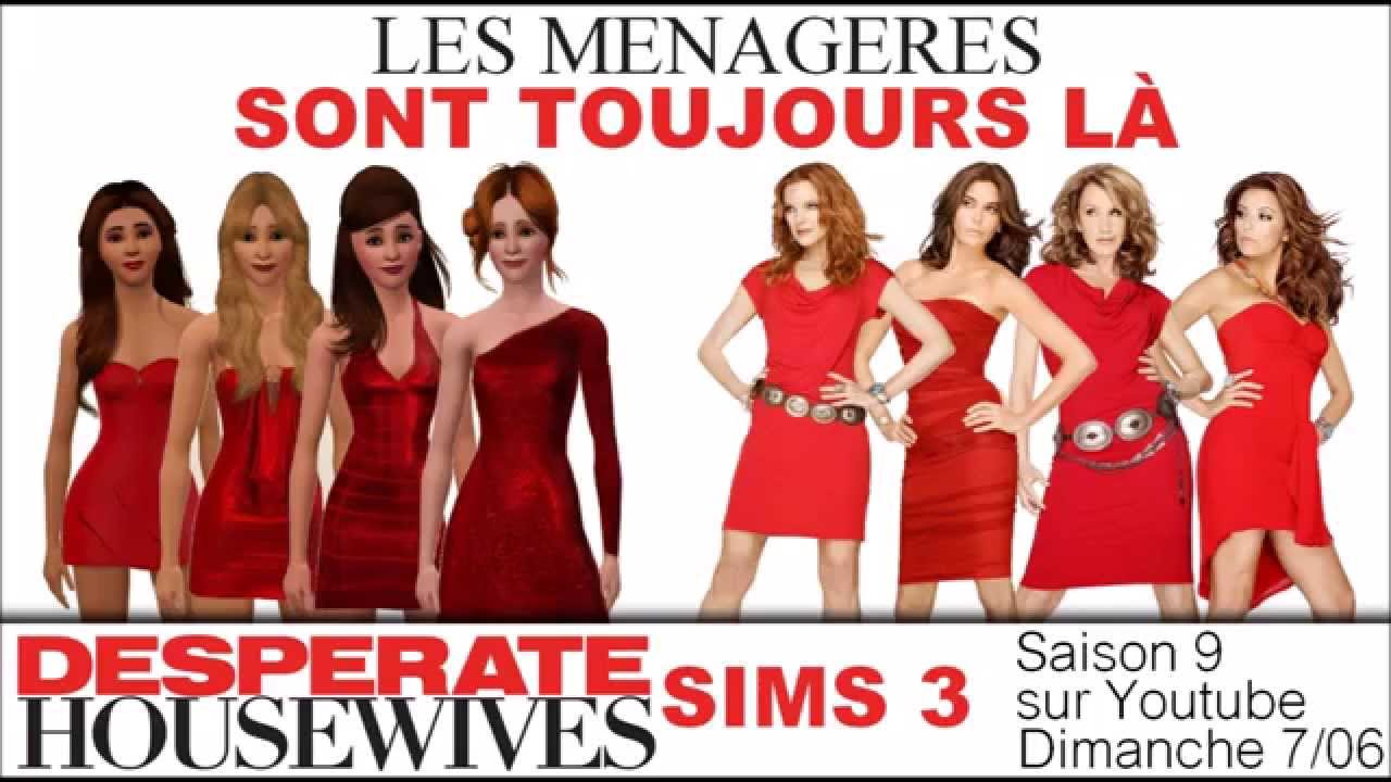 desperate housewives saison 9 version sims 3 promo 2. Black Bedroom Furniture Sets. Home Design Ideas
