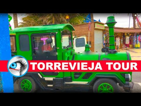 TORREVIEJA - SHORT TOUR - 4K 2017