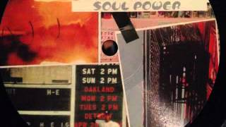 Spensane - Soul Power (TV Track)