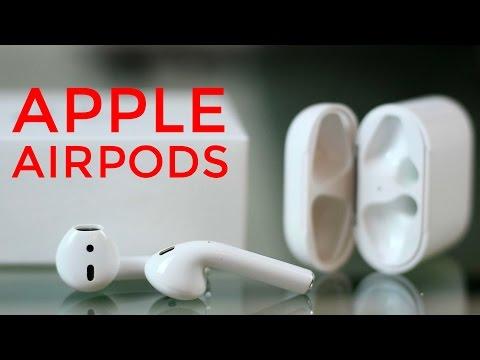 Apple AirPods, costose, comode e con un'ottima autonomia   #RECENSIONE ITA