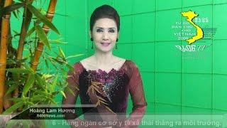 Truyen Hinh Khoi 8406 - 31/03/2017 - Việt Nam chỉ trích Hoa Kỳ trao giải cho blogger Mẹ Nấm