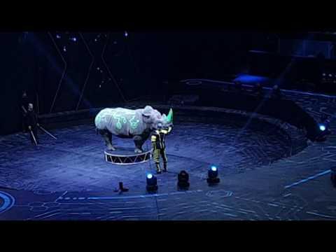 Видео, Шоу Братьев Запашных. Система 2. Носорог