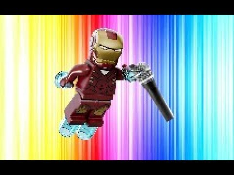 Iron man 3 the musical (Lego edition)