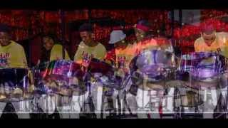 "Adlib Steel Orchestra ""Big People Party"" uptempo 2014 panyard recording"
