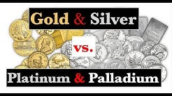 Price Of Gold Silver And Platinum
