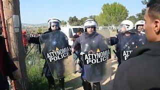 Griechenland: Internet-Gerücht setzt Migranten in Marsch