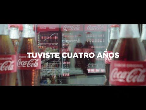 ¡Ya pasaron 4 años! ¿Estamos #ListosPara disfrutarlo con Coca-Cola?