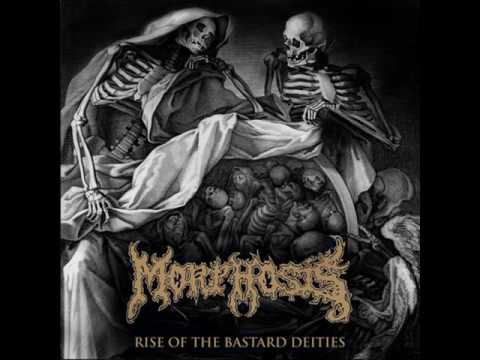 MORPHOSIS (ireland) ´´rise of the bastard deities´´ [CD 2009]