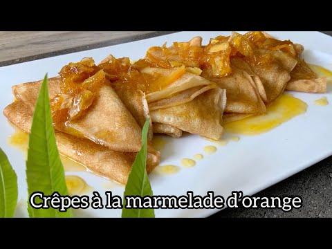 recette-de-crêpes-à-la-marmelade-d'orange-facile-et-savoureuses