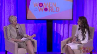 The View from Jordan: Queen Rania Calls For Women