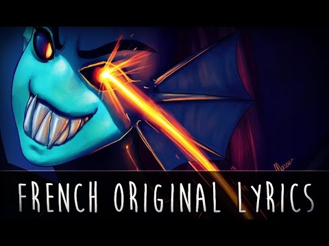 ♫ Undertale - Battle Against a True Hero (French vocals and lyrics)