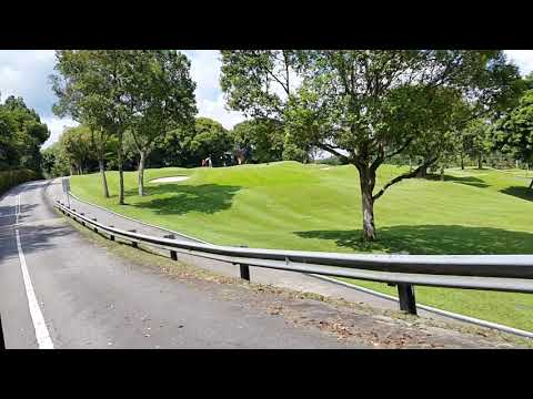 A glimpse of Singapore Island Country Club