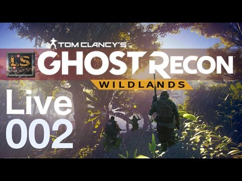 Ghost Recon: Wildlands   PC   Deutsch ★ #002 - der Angriff auf die Drogenbarone