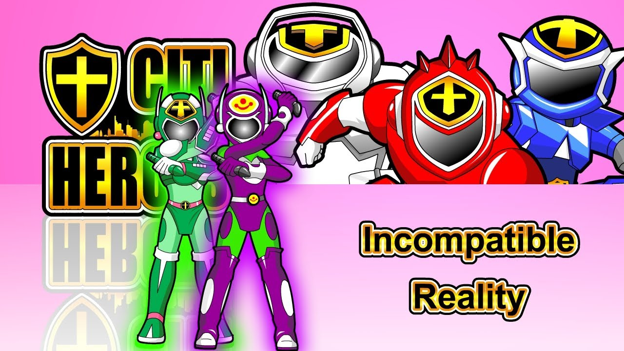 "Citi Heroes EP114 ""Incompatible Reality"""