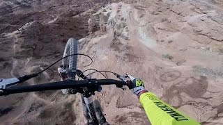 A Little Crash Cant Stop Kyle Strait at Rampage | GoPro View
