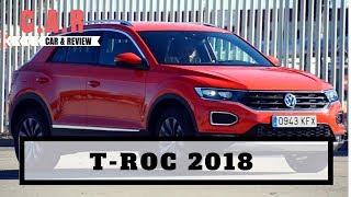 REVIEW/PRUEBA VOLKSWAGEN T-ROC 2018 ESPAÑOL [1.5 TSI 150 CV]