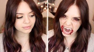 The Vampire Diaries: Elena Gilbert • Makeup Tutorial | #spooktober
