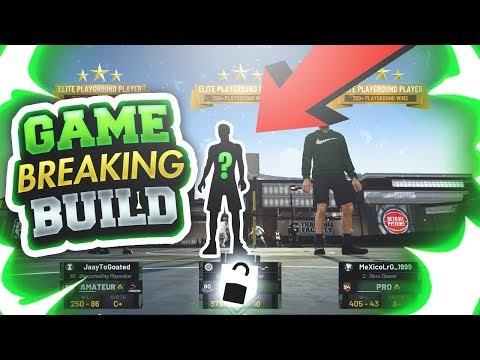 MY NEW BUILD IS THE BEST BUILD NBA 2K19! OVERPOWERED SHARPSHOOTER JUMPSHOT GREENLIGHT! 2K19 MYPARK