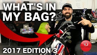 NEW WHAT'S IN MY BAG - RICK SHIELS 2017 EDITION 3