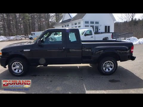2008 Ford Ranger Hudson, Marlborough, Framingham, Worcester, Northborough, MA 7412