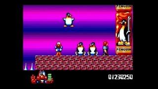 James Pond 2: Codename Robocod - [Atari ST] Longplay with cheat (1991)