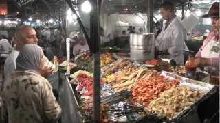 Marokko-Rundreise, Teil 10: Ait Benhaddou - Marrakesch
