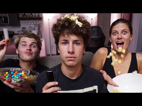 WORST MOVIE NIGHT | Juanpa Zurita, Hannah Stocking & Twan Kuyper