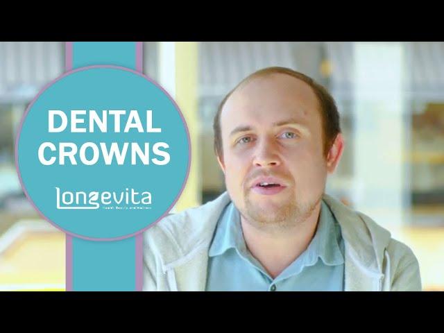 Dental Crowns Patient Journey